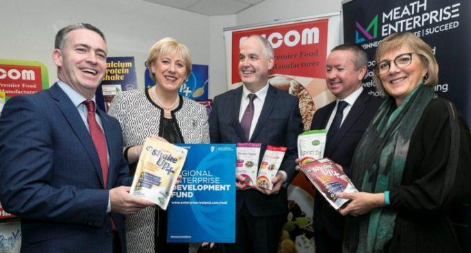 €29 Million in Government Funding Through the Regional Enterprise Development Fund