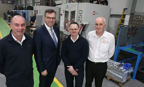 Portadown Engineering Firm to Double Workforce as it Opens New Manufacturing Facility