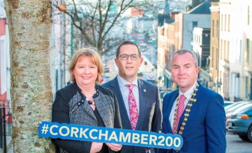 Cork Chamber to Mark its 200 Year Anniversary