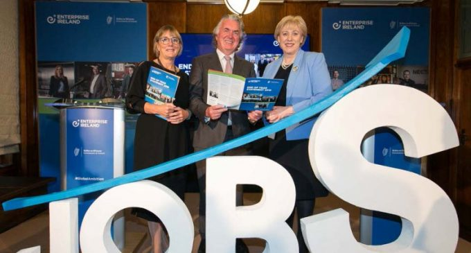215,207 People Now Employed by Enterprise Ireland Supported Companies – Highest Ever