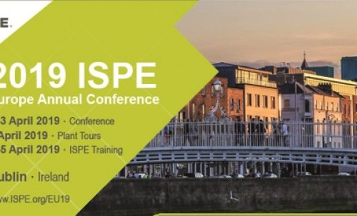 2019 ISPE Europe Annual Conference Keynote Speakers Announced