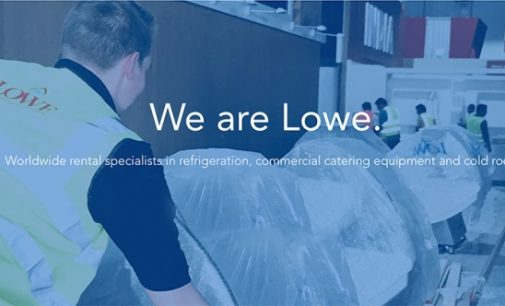 Lowe Rental Aims High With New Website Targeting Global Sales