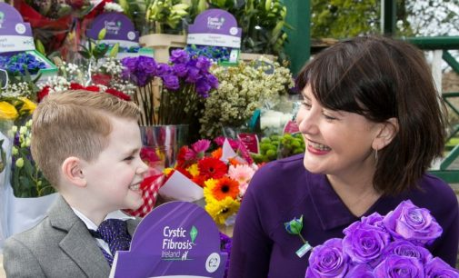 Malone Group is Cystic Fibrosis Ireland's 65 Roses Day Media Sponsor For Fourth Year Running