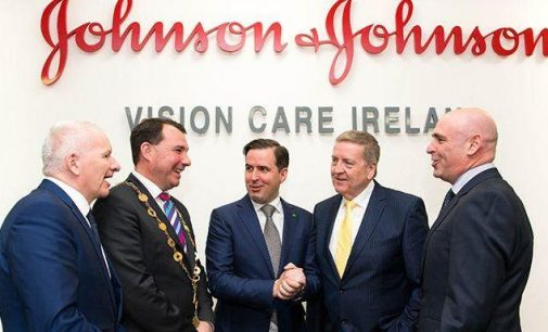 Johnson & Johnson Vision Care Investing €100 Million to Expand Limerick Facility