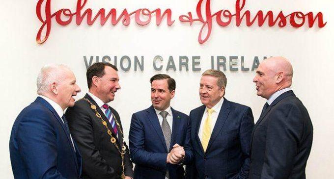 Johnson & Johnson Vision Care Investing €100 Million to Expand Limerick Facility