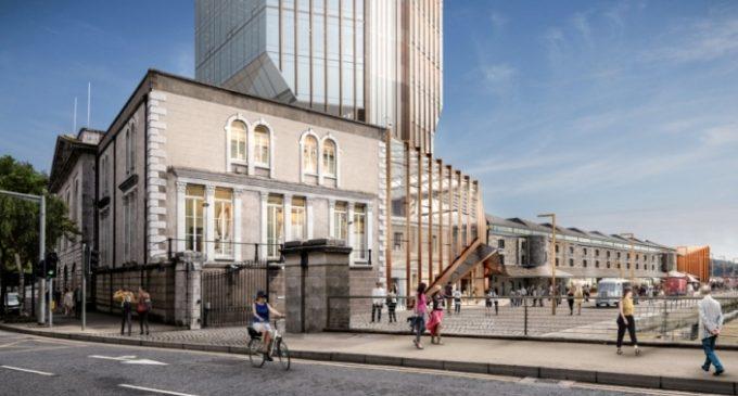 Plans Unveiled For Custom House Quay Development in Cork