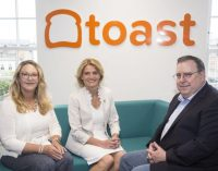 Restaurant Management Platform Toast Expands to New Office in Dublin