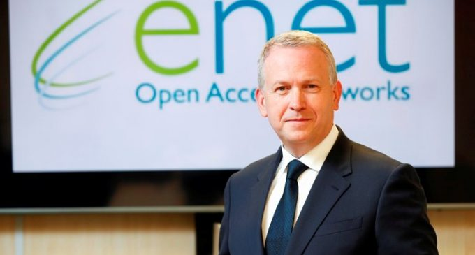Enet Selected as 'One to Watch' by European Business Awards 2019
