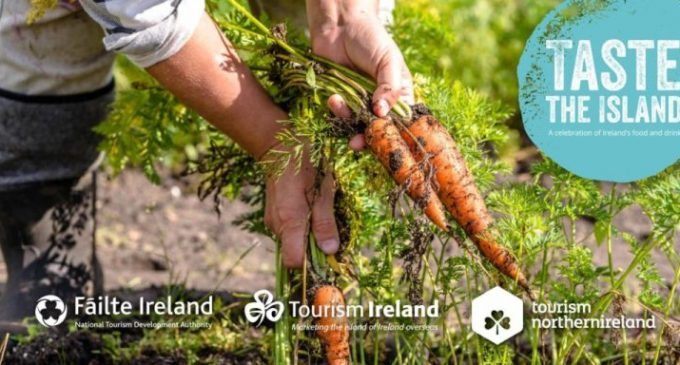 Brand New Campaign Showcasing Ireland's Food and Drink Starts