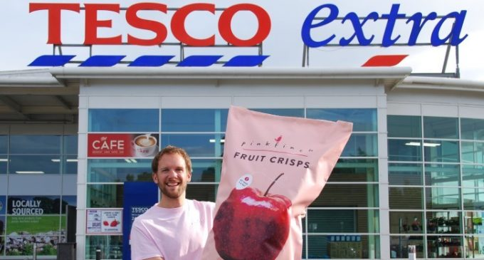 Small Irish Snack Manufacturer Secures Major Contract With Tesco