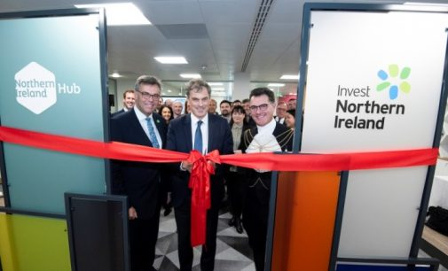 Invest NI Opens New London Hub