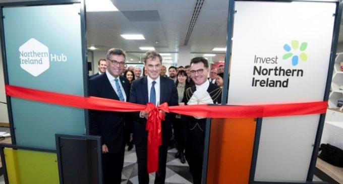 Invest NI Opens New London Hub