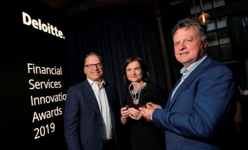 InvoiceFair Wins Most Disruptive Fintech Award at 2019 Deloitte Financial Services Innovation Awards