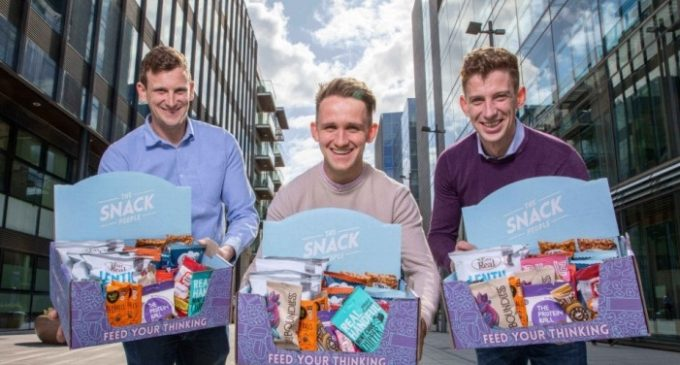 New Office Delivery Snack Service Business Launched