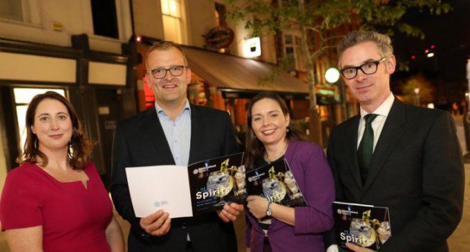 Irish Spirits Exports Increase by 10%