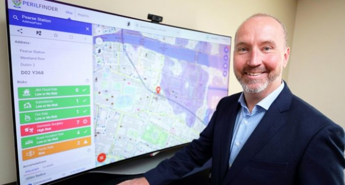 Gamma Location Intelligence Launches Perilfinder™ Platform in the UK