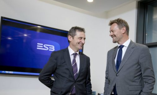 ESB and Equinor to Deliver Potential Offshore Wind Projects