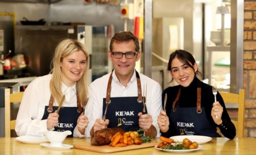 Kepak Group Serving Up 'Sunday Roast' to the Homeless