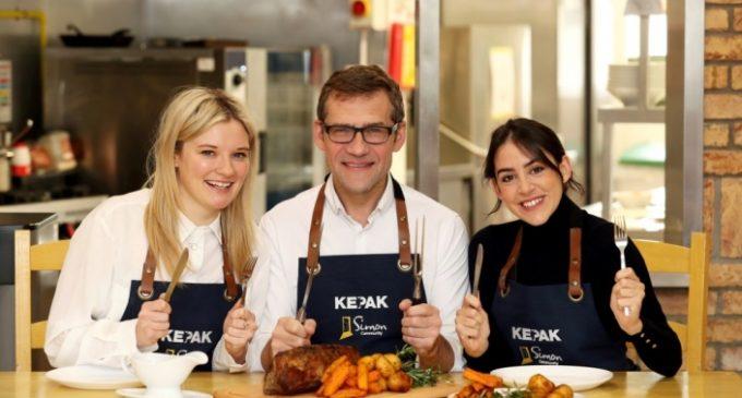 Kepak Group Serving Up 'Sunday Roast' to the Homeless