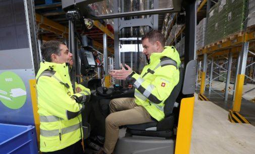 Lidl Opens New €100 Million Distribution Centre