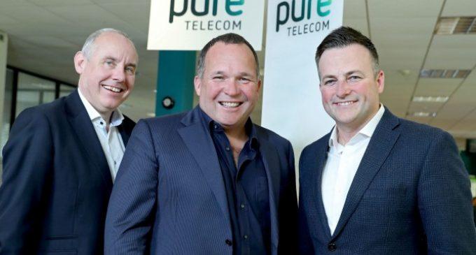 Pure Telecom's €12 Million Enet Deal to Deliver Ultra-fast SIRO Broadband