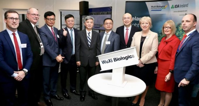 WuXi Vaccines to Build a $240 Million Manufacturing Facility in Dundlak