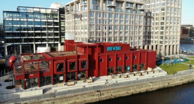 BrewDog Opens its First Bar in Ireland