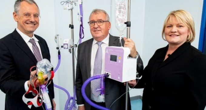 £8 Million Investment By Armstrong Medical