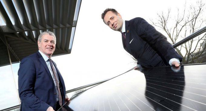 €300 Million Investment in Irish Solar Energy Sector