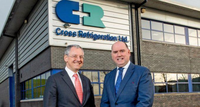 Multi-million Pound Australian deal for Cross Refrigeration