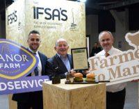 Manor Farm Wins IFSA Best Sustainable Food Product Award 2020
