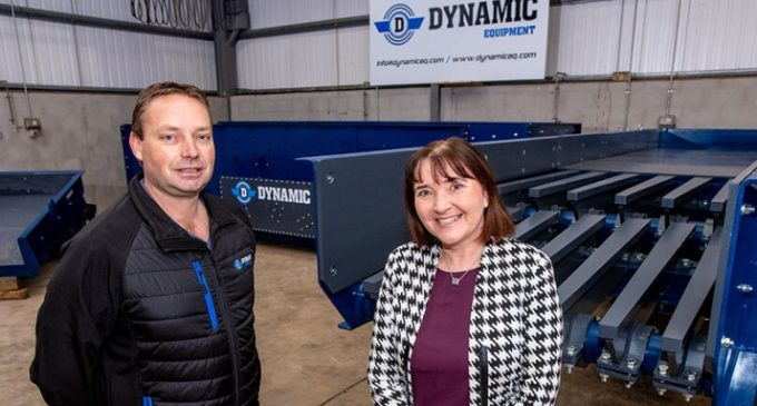 Australian Firm Chooses Dungannon For New Manufacturing Facility