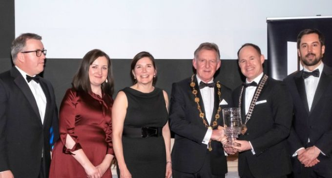 Winners of the Irish Planning Awards 2020