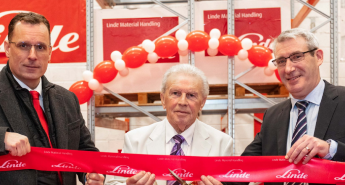 Linde Material Handling Expands Further With New Munster Depot