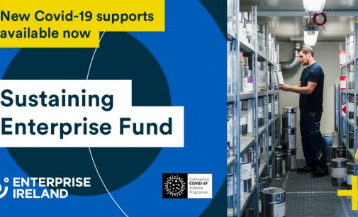 Enterprise Ireland welcomes new Covid-19 business supports and opens EU-approved €180 million scheme
