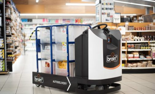 Brain Corp. Raises $36M to help meet the growing demand for autonomous mobile robots
