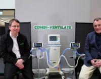 Combi-Ventilate – Turning one ventilator into multiple engineered ventilation stations