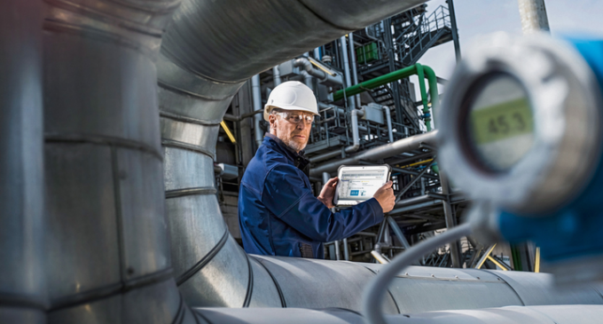 Industrial support services: Shorten potential process downtime and get the most from your installed base with remote support from Endress+Hauser Ireland