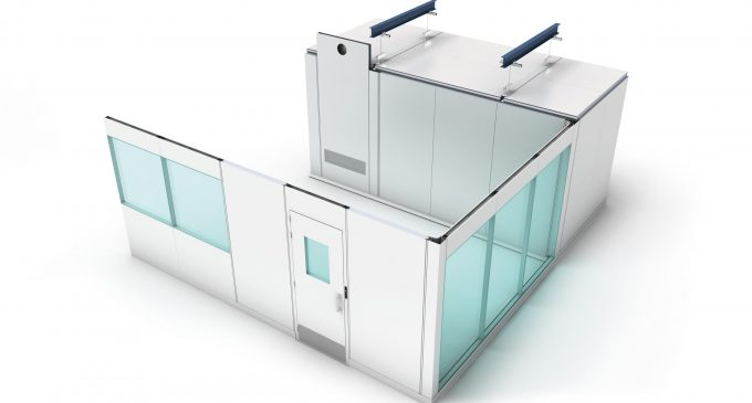 Kingspan's UltraTech Versatile, Single-Source Cleanroom Solutions