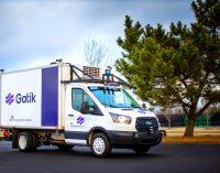 Gatik Debuts First-Ever Autonomous Box Truck Fleet for logistics