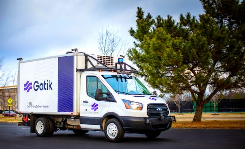 Gatik Debuts First-Ever Autonomous Box Truck Fleet for logistics