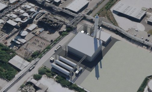 Hawkins Construction to build UK's largest carbon capture plant