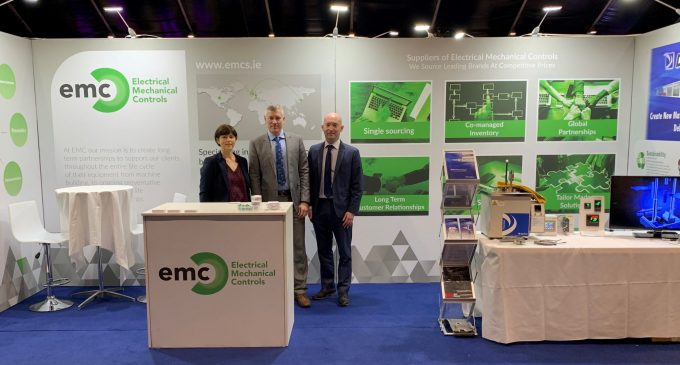 EMC, single-source supplier for medical, pharmaceutical, plastics, food and general manufacturing sectors
