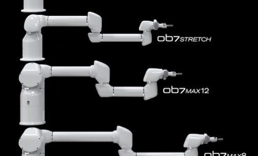 Productive Robotics launches OB7-Stretch , a new collaborative robot model