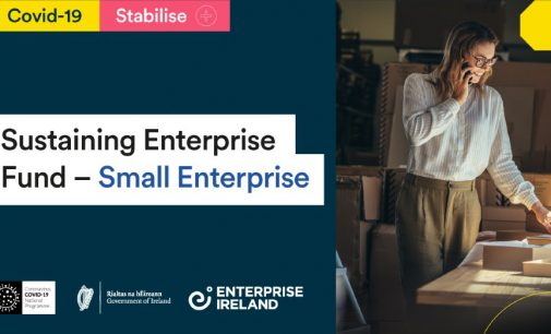 Enterprise Ireland launches Sustaining Enterprise Fund for Small Enterprise