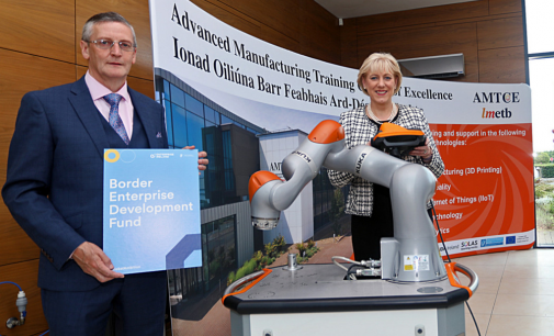 Training centre for innovative tech manufacturing to open in Dundalk