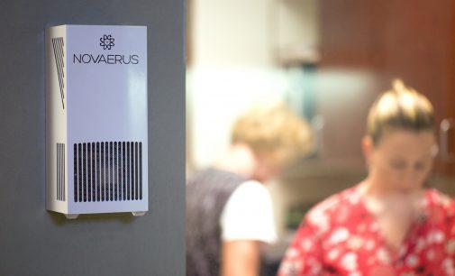 How virus killing Novaerus technology is helping Irish businesses get back to work