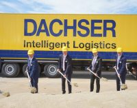 Dachser builds new location in Germany