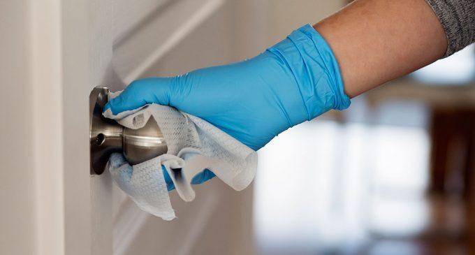 Johnston Logistics UK Help Asda Customers Wipe Away Virus During Lockdown