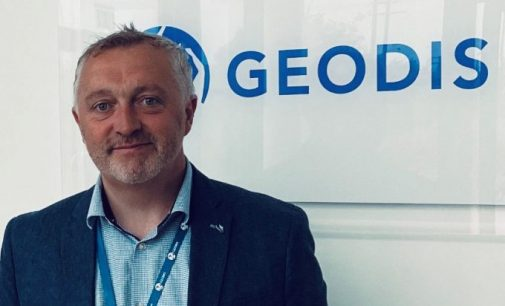 Gary O'Connor appointed managing director of Ireland for Geodis